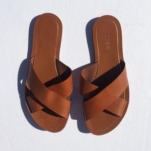 J. Crew Cyprus Sandal